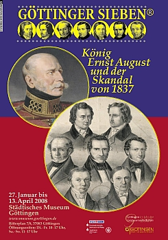 Göttinger Sieben®: König Ernst August und der Skandal von 1837