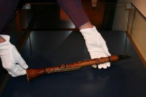1. Aufbau Präsentation_Klarinette um 1800