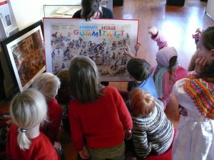 Rechenberg Kindergeburtstag Januar 2010 3