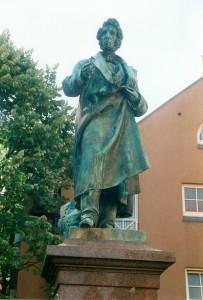 Wöhler, Denkmal