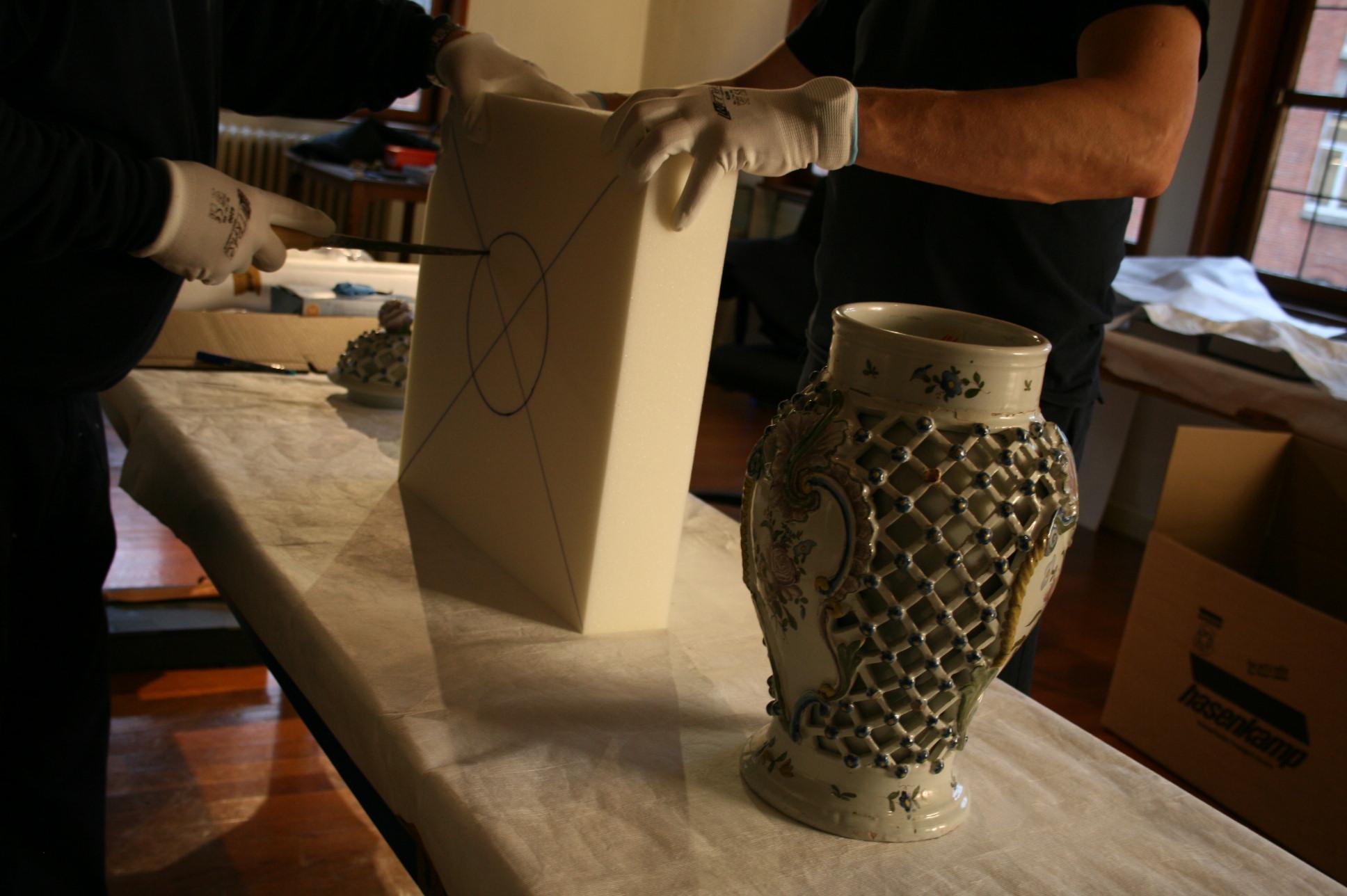 Terrinen, Vasen und Potpourris