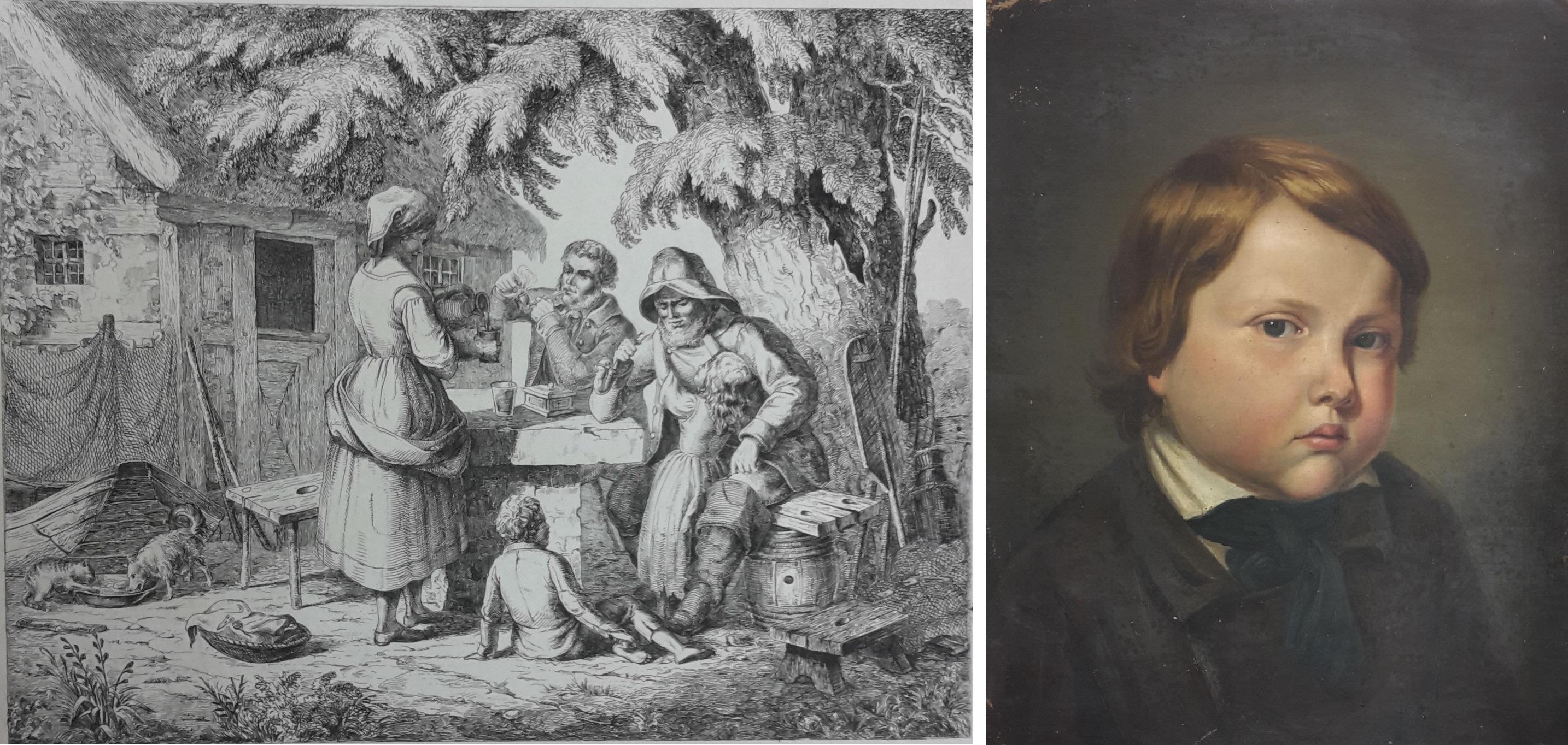 Otto Eberlein – ein Göttinger Künstler der Spätromantik