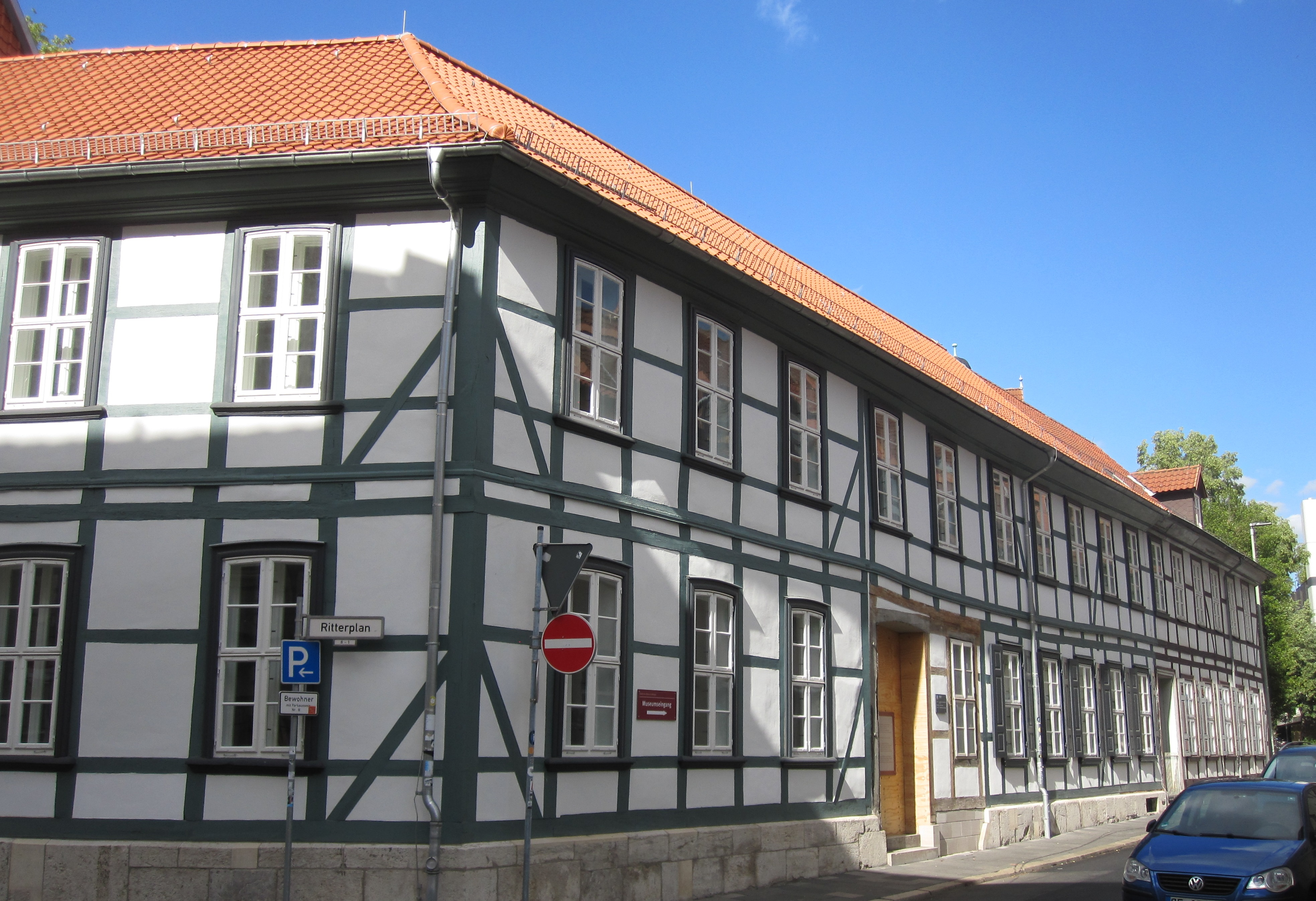 "Unser Museum  Teil 2: Die ""Remise"""