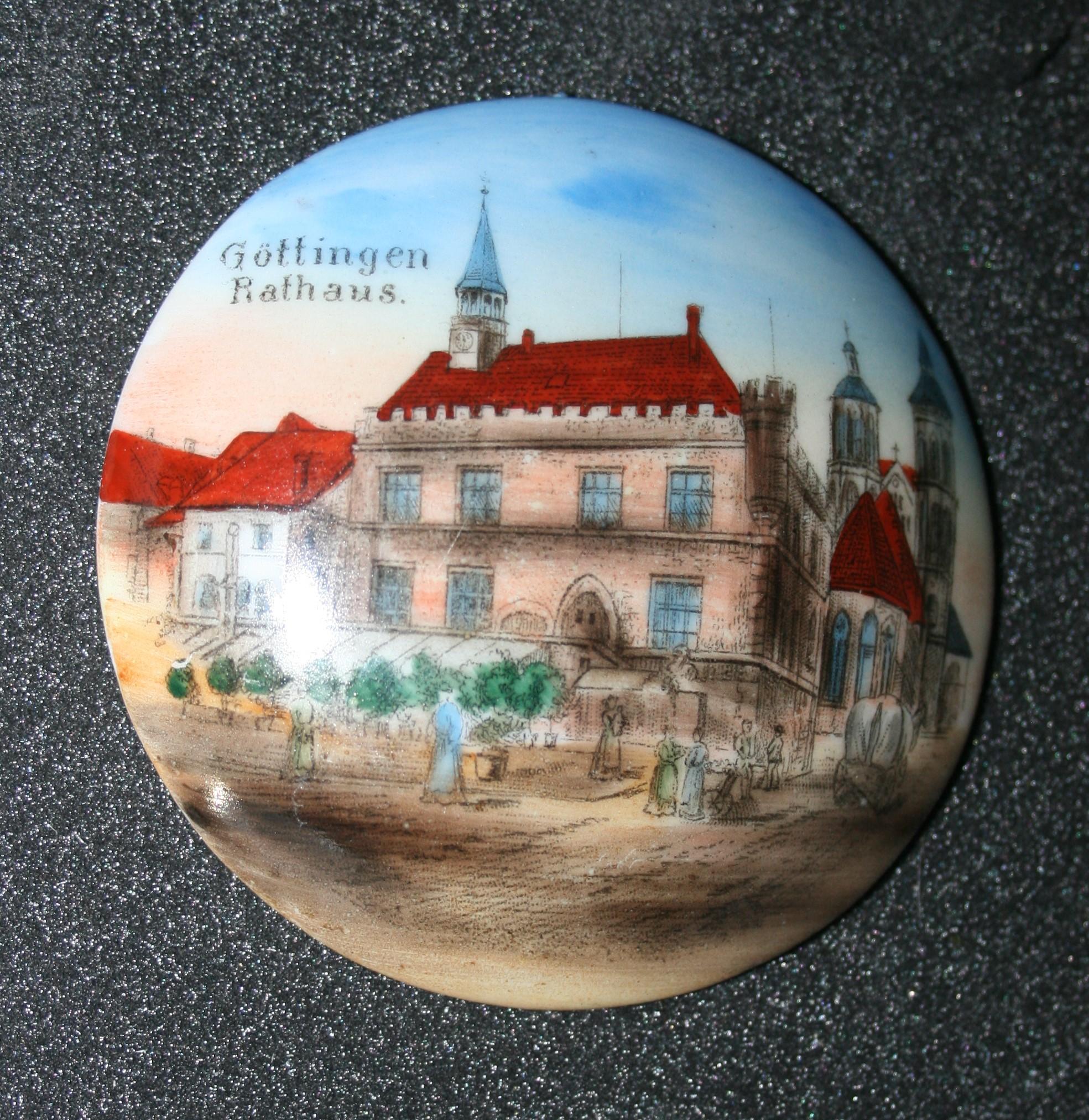 Crossover  Stadtansichten aus den Sammlungsbereichen Porzellan und Grafik