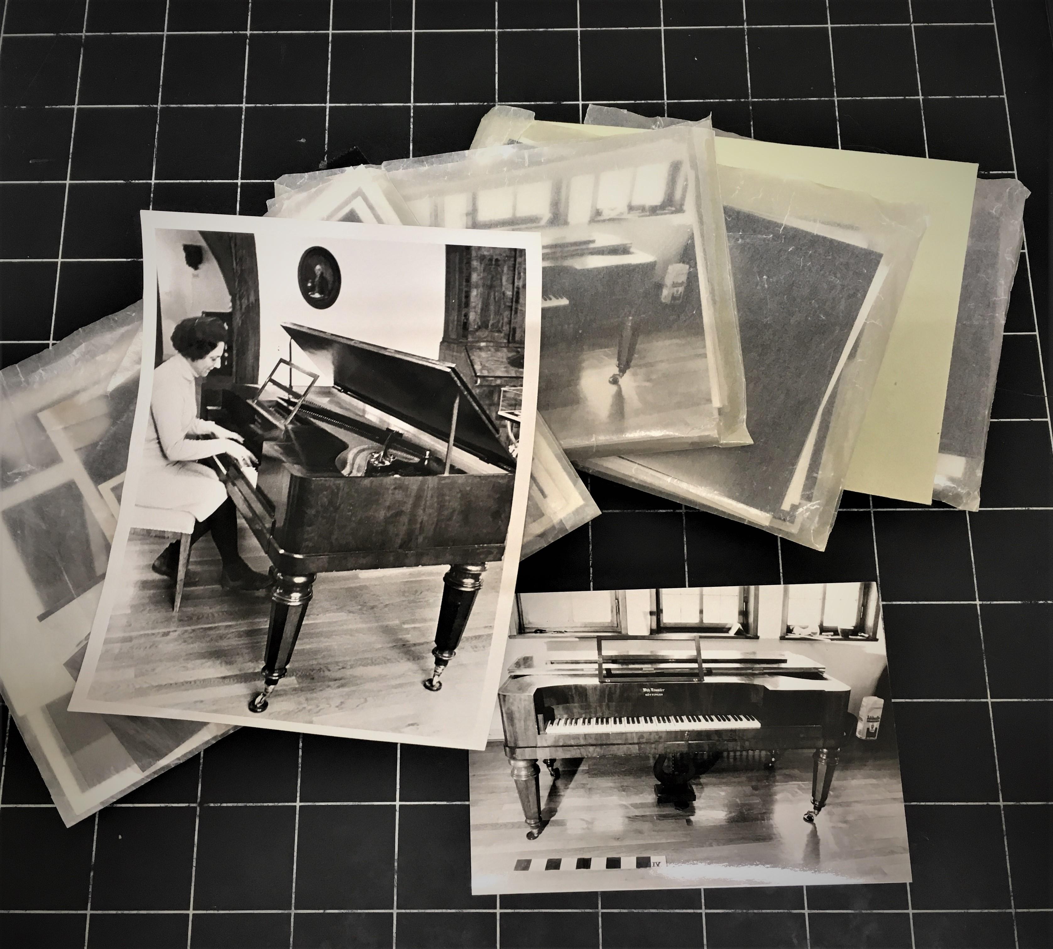 Klingende Saiten im Museum –Das Fotoarchiv als wissenschaftliche Quelle