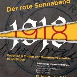 Mythen, Legenden und Überlieferungen: Göttingen im November 1918