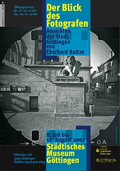 Der Blick des Fotografen: Ansichten der Stadt Göttingen von Eberhard Koltze