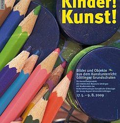 Kinder!Kunst! Bilder und Objekte aus dem Kunstunterricht Göttinger Grundschulen