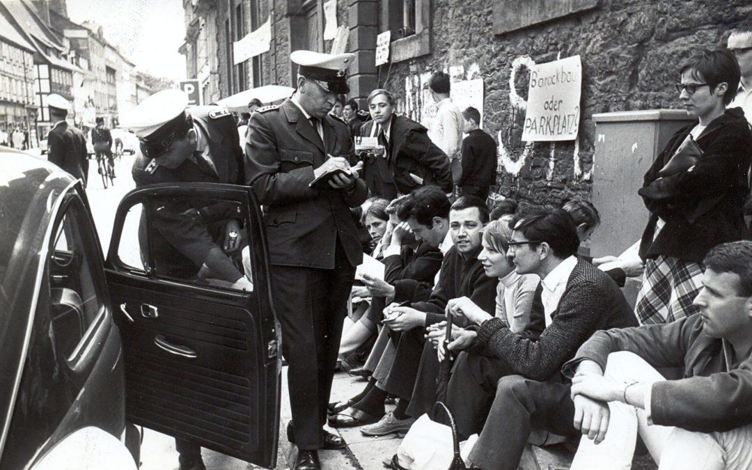 Die Umbruchjahre 1966 – 1969