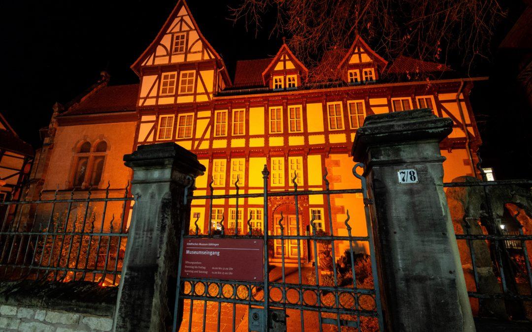 Zonta says no – Orangenes Leuchtfeuer gegen Gewalt an Frauen