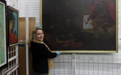 Das Museum macht mit – Corona Hilfsprogramm für freie Restauratoren