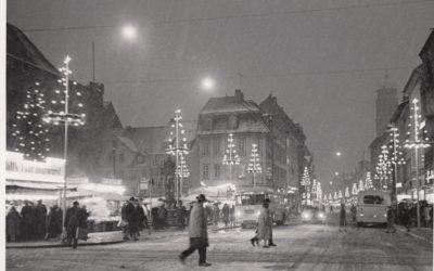 Göttingen schneeweiß?